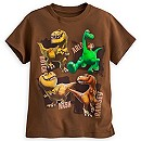 The Good Dinosaur Characters Tee for Boys