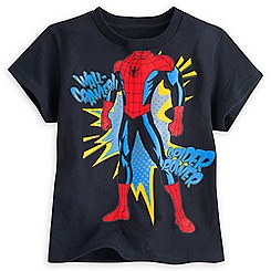 Spider-Man Comics Tee for Boys