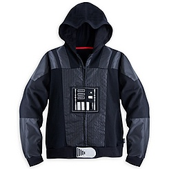 Darth Vader Costume Hoodie for Adults