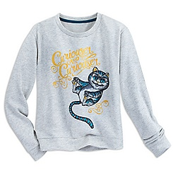 Cheshire Cat Sweatshirt for Women - Alice Through the Looking Glass