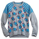 Stitch ''Tsum Tsum'' Long Sleeve Pullover for Juniors
