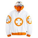 BB-8 Interactive App Hoodie for Adults - Star Wars: The Force Awakens