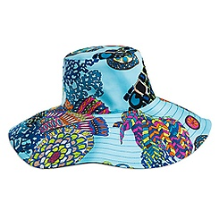 Finding Dory Shade Hat by Trina Turk