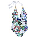 Finding Dory Plunge Swimsuit for Women by Trina Turk