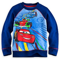 Cars Racing Sweatshirt for Kids