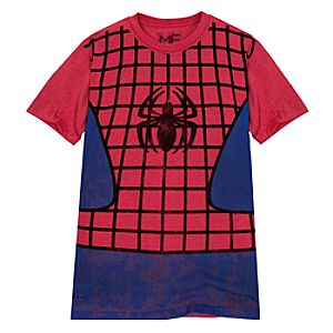 Outfit Spider-Man Tee by Mighty Fine for Men