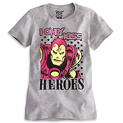 Iron Man Tee for Women by Mighty Fine