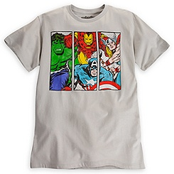 The Avengers Tee for Men by Mighty Fine