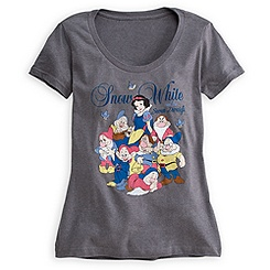 Snow White and the Seven Dwarfs Tee for Women - Plus Size