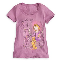 Rapunzel Tee for Women