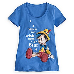 Pinocchio Tee for Women