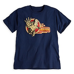 Iron Man 3 Tee for Men - Plus Size
