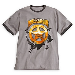 The Lone Ranger Ringer Tee for Men