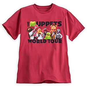 Muppets Most Wanted Tee for Men
