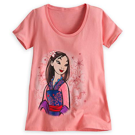 Mulan Tee For Women Disney Fairytale Designer Collection
