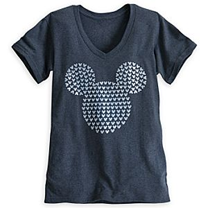 Mickey Mouse Icon Tee for Women