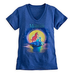 The Little Mermaid Tee for Women