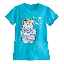 Mrs. Squibbles Tee for Women - Monsters University