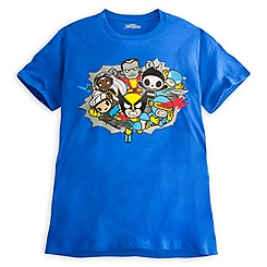 X-Men Tee for Men by Tokidoki