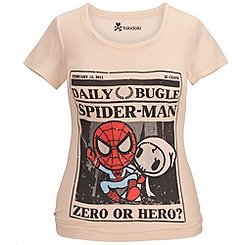 Spider-Man Tee for Women by Tokidoki