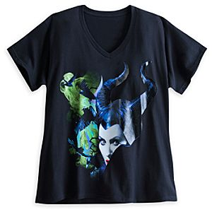 Maleficent Tee for Women - Plus Size