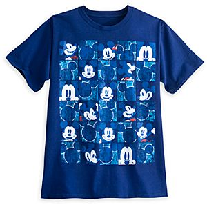 Mickey Mouse Tee for Men - Summer Fun