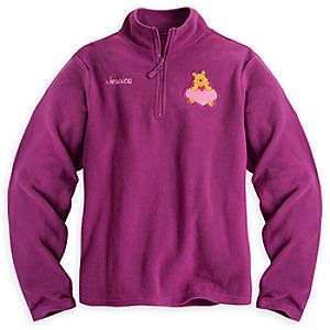 Winnie the Pooh Fleece Pullover for Women - Personalizable