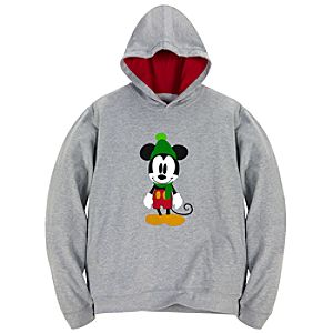 Share the Magic Mickey Mouse Pullover Hoodie for Men