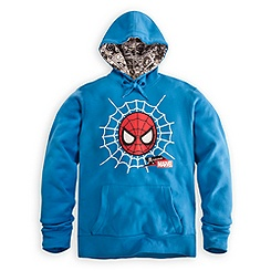 Spider-Man Hoodie for Men by Tokidoki