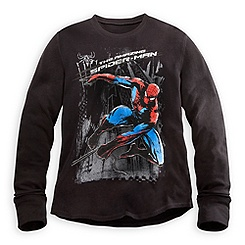 The Amazing Spider-Man Thermal Tee for Men