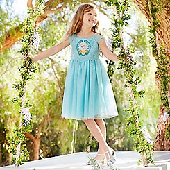 Elsa Deluxe Dress for Girls