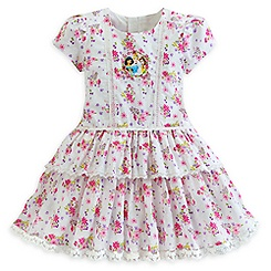 Disney Princess Floral Dress for Girls