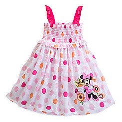 Minnie Mouse Clubhouse Dress for Girls