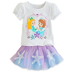 Sofia the First Top and Skort Set for Girls