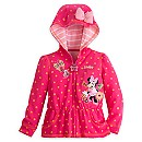 Minnie Mouse Clubhouse Hoodie for Girls - Personalizable