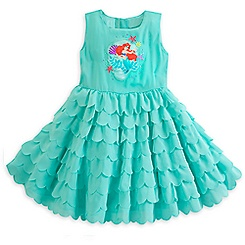 Ariel Layered Dress for Girls