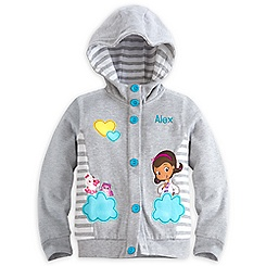 Doc McStuffins Hoodie for Girls - Personalizable