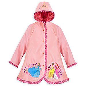 Disney Princess Rain Jacket for Girls