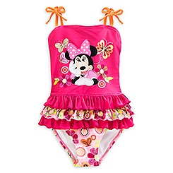 Minnie Mouse Clubhouse Swimsuit for Girls