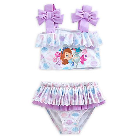 Sofia Swimsuit for Girls - 2-Piece
