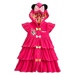 Minnie Mouse Clubhouse Cover-Up for Girls - Personalizable