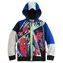 Spider-Man Fleece Hoodie for Boys