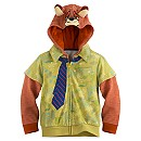 Nick Wilde Hoodie for Boys - Zootopia