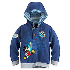 Mickey Mouse Hooded Pullover for Boys