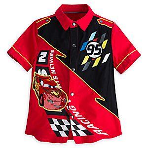 Cars Mechanic Shirt for Boys