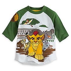 The Lion Guard Raglan Sleeve Tee for Boys
