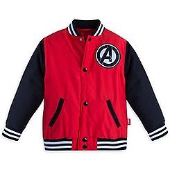 Marvel's Avengers Varsity Jacket for Boys - Personalizable