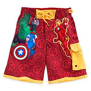 Avengers Swim Trunks for Boys
