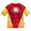 Iron Man Rashguard for Boys