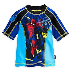 Spider-Man Rash Guard for Boys